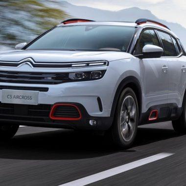 Citroën C5 Aircross : «l'offensive SUV» aux chevrons dévoilée !