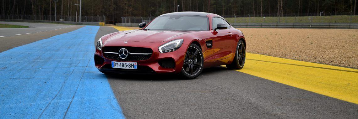 Mercedes-AMG GT : un dernier tour de piste avant la nouvelle génération…
