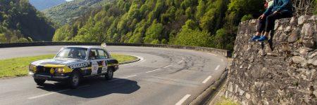 Tour Auto – Toulouse / Biarritz : les «trois lionnes» à l'arrivée et la 4ème place pour la 204 Coupé !