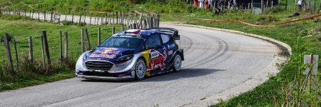 WRC : Sébastien Ogier continue chez M-Sport en 2018