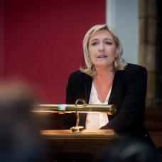 Présidentielles 2017 : le programme «auto» de Marine Le Pen !