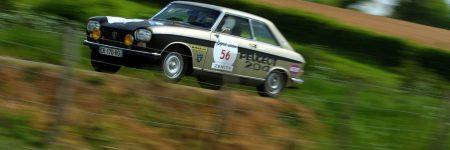 Tour Auto – Nantes / Limoges : la Peugeot 204 Coupé toujours sur le podium provisoire !