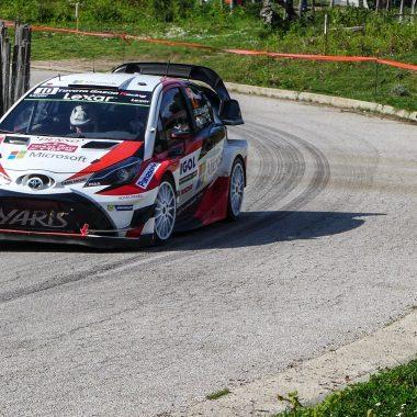 WRC – Tour de Corse : dans les coulisses du Toyota Gazoo Racing…