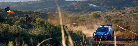 WRC – Argentine : Neuville l'emporte sur le fil devant Evans !