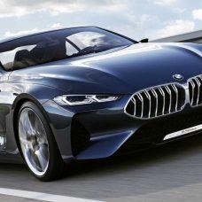BMW Série 8 Concept : le grand coupé de la renaissance dévoilé !