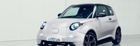 e.GO Life : nouvelle citadine électrique low cost qui a presque tout pour plaire !