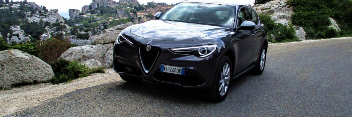 Alfa Romeo Stelvio : le SUV italien premium franchit le col, essai !