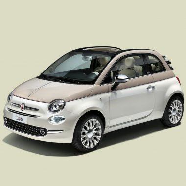 Fiat 500 60ème Anniversaire : 60 ans et tout son charme !