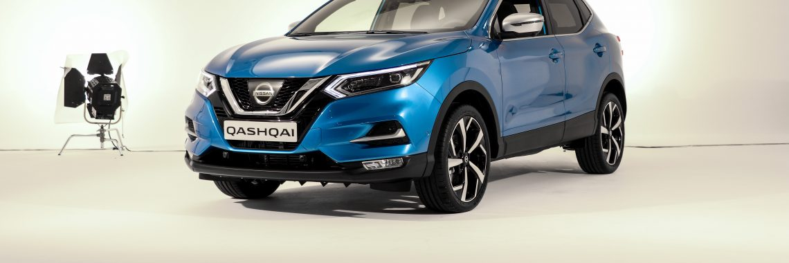 Nissan Qasqhai : la version 2017 en détail à travers un shooting photo !