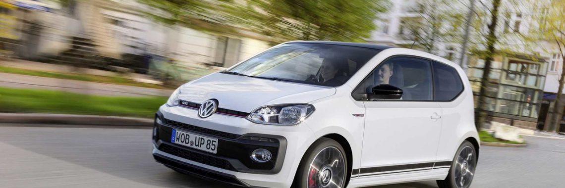 Volkswagen Up! GTI Concept : une «bombinette» pour fêter la Golf GTI !