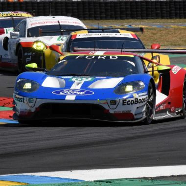 24 Heures du Mans : les Ford GT en action, l'album photo LesVoitures.com !