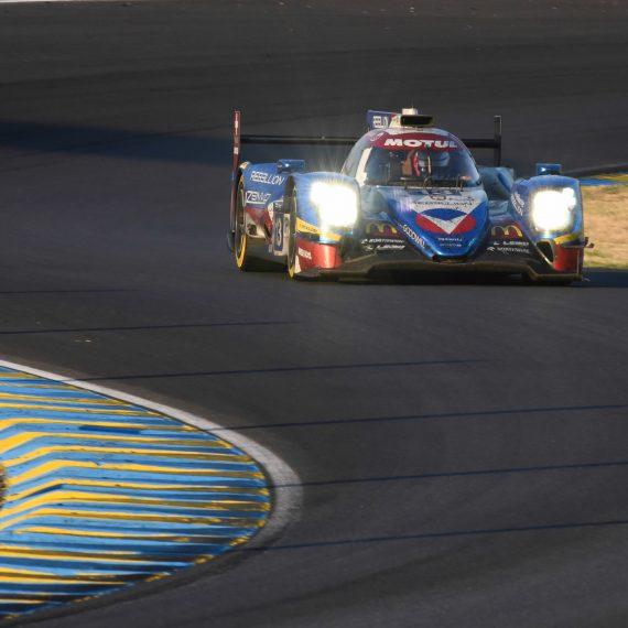 24 Heures du Mans : la Vaillante Rebellion 3ème de la course disqualifiée !