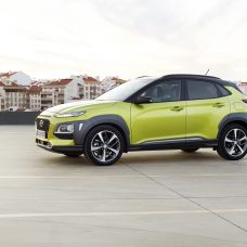 Hyundai Kona : le nouveau SUV urbain original !