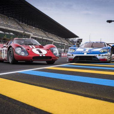 24 Heures du Mans : les Ford GT ont rendez-vous avec l'histoire…