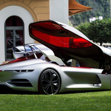 Renault TreZor Concept : élu «plus beau concept» à Villa d'Este !
