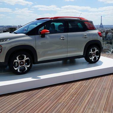 Citroën C3 Aircross : le nouveau SUV compact dévoilé à Paris !