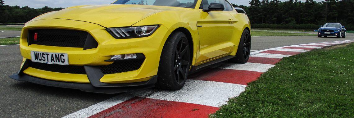 Ford Adrénaline Day : puissante journée autour de la Mustang Shelby GT350R…