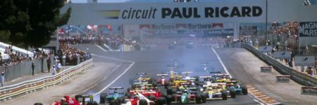 F1 : le Grand Prix de France fixé au 24 juin 2018 !