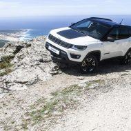 Jeep Compass : essai le «Compass dans l'œil»…