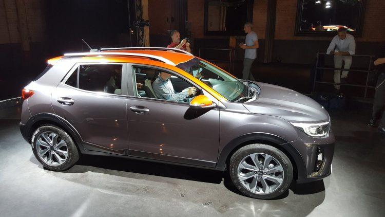 kia stonic le nouveau crossover aux grandes ambitions les voitures. Black Bedroom Furniture Sets. Home Design Ideas