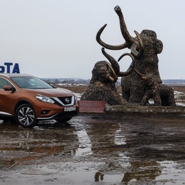 Nissan Murano : Road Trip exclusif en Sibérie, album photo…