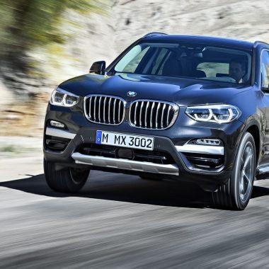 BMW X3 : la 3ème génération débarque en puissance !