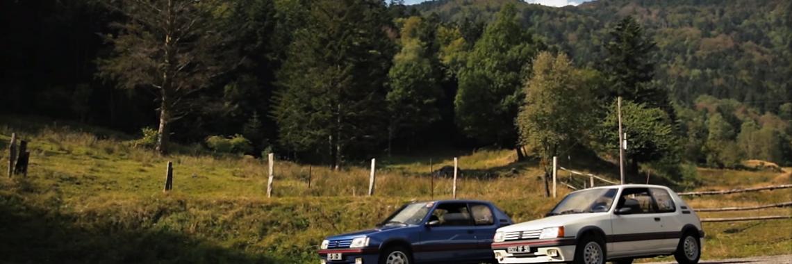 Vidéo : la Peugeot 205 GTI, passion commune entre un père et sa fille…