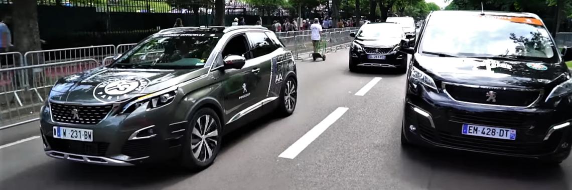 Vidéo : Jean-Philippe Imparato présente le SUV Peugeot 3008 AVA autonome !