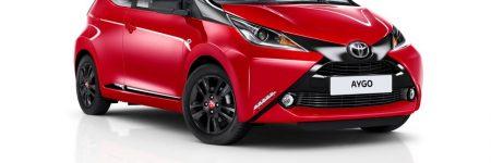 Toyota Aygo x-cite 4 : une finition bicolore et sulfureuse pour la mini-citadine…