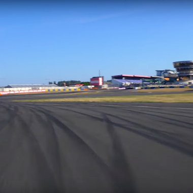 Vidéo : Ken Block au volant de la Ford GT sur le circuit des 24 Heures du Mans !