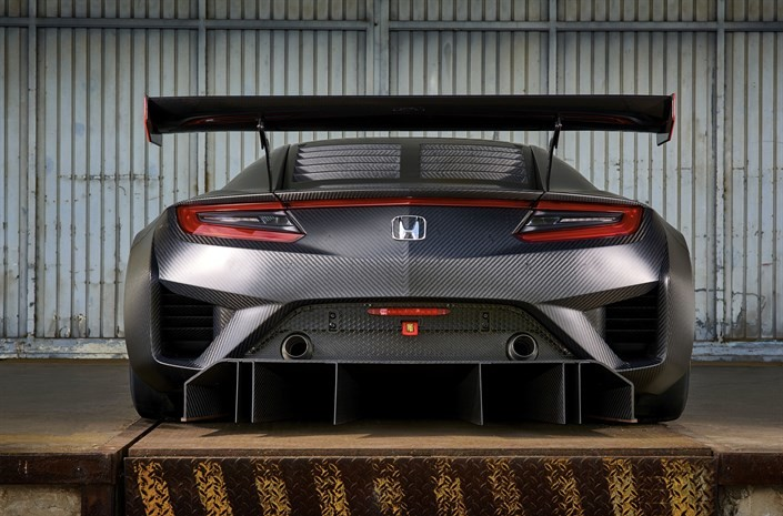 honda nsx gt3 2018 les voitures. Black Bedroom Furniture Sets. Home Design Ideas