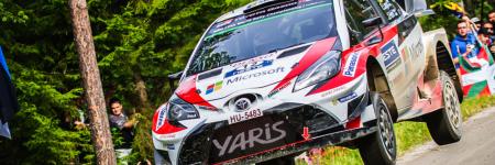 WRC – Finlande : première victoire pour Esapekka Lappi !