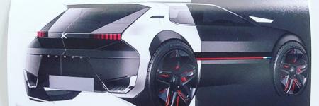 Peugeot 205 GTI : un concept-car «205 GTI 35th Anniversary Concept» en 2019 ?