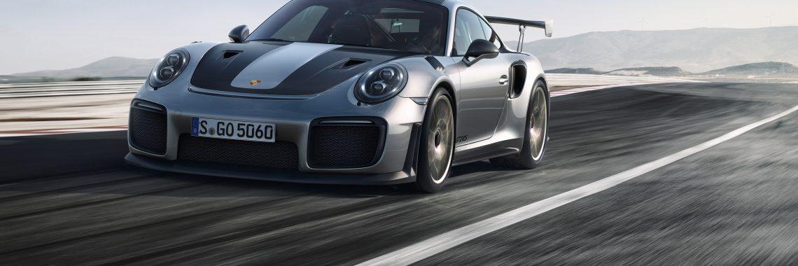 Porsche 911 GT2 RS: la «bombe» de 700 chest lâchée pour le meilleur !