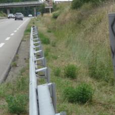 Radars : vandalisés à coups de fusil et de croix gamées en Ardèche