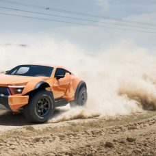 Zarooq Sandracer 500GT : la Supercar des sables entre en production !