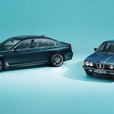 BMW Série 7 Edition 40 Jahre : série limitée anniversaire !