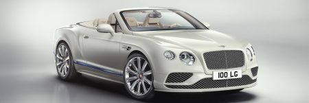 Bentley Continental GTC Galene Edition : yacht sur 4 roues !