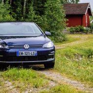 Volkswagen e-Golf : elle se met au vert en Norvège, essai…