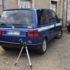 Radar : insolite, un faux gendarme pris en flagrant délit