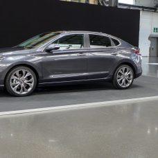 Hyundai i30 Fastback : une nouvelle version coupé très séduisante…