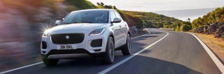 Jaguar E-Pace : nouveau SUV compact premium !