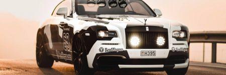 Rolls-Royce Wraith : voici le nouveau «jouet» de Jon Olsson !