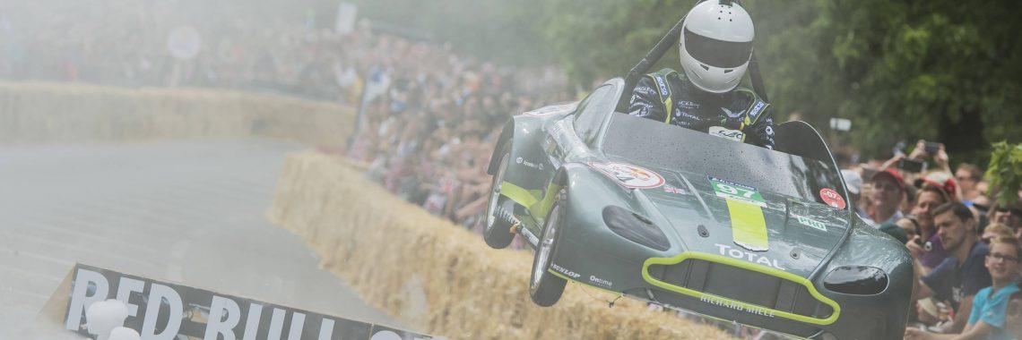 Vidéo : la caisse à savon Aston Martin en caméra embarquée !