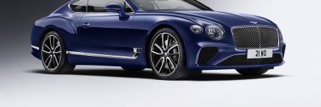Bentley Continental GT : place à la nouvelle génération !