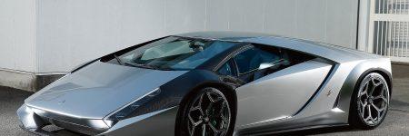 Ken Okuyama Kode 0 : Lamborghini Aventador métamorphosée !