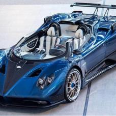 Pagani Zonda HP Barchetta : la Supercar sans toit «super rare»…