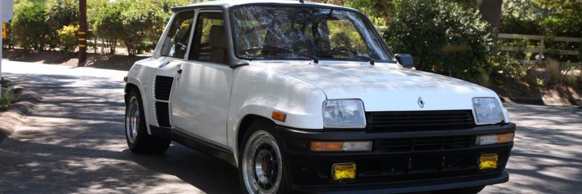 Renault 5 Turbo 2 : un rare et magnifique exemplaire à vendre aux USA !