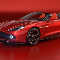 Aston Martin Vanquish Zagato Speedster & Shooting Brake : sublimes et rares !