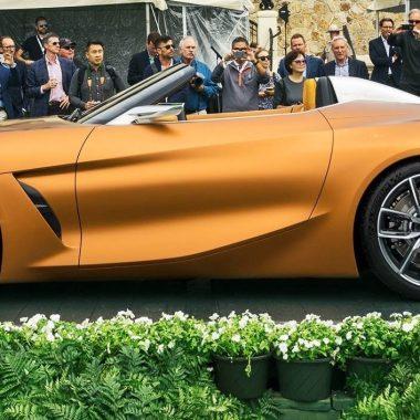 BMW Z4 Concept : la renaissance du roadster, photos et vidéo !
